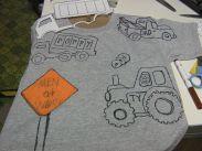 designing a t-shirt