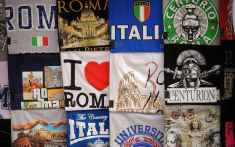t-shirt from italy