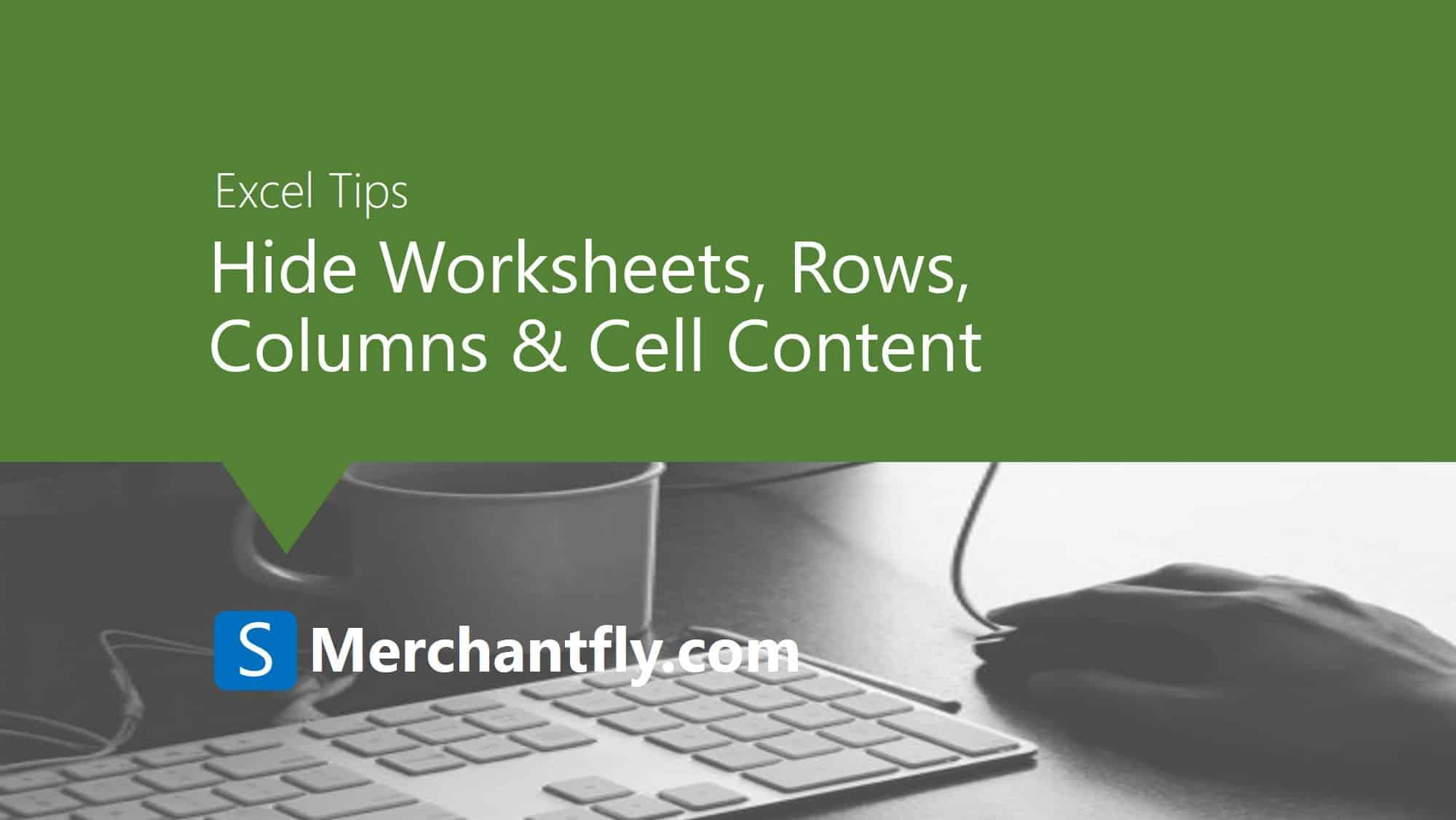 Unhide Excel Worksheet