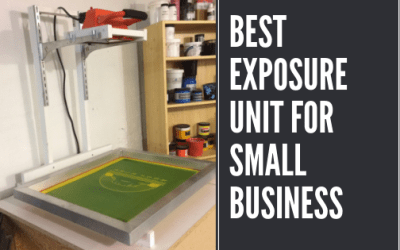 Best Screen Printing Exposure Unit for Small Business