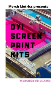 DYI Screen Kits