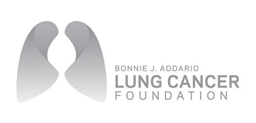Bonnie Jaddario lung cancer foundation logo