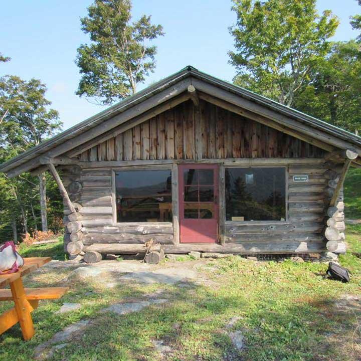 Rent a rustic cabin