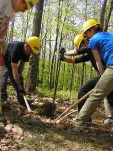trailwork, maintenance, safety