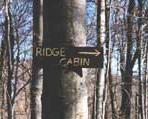 Ridge-cabin-sign