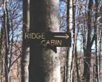 Ridge-cabin-sign