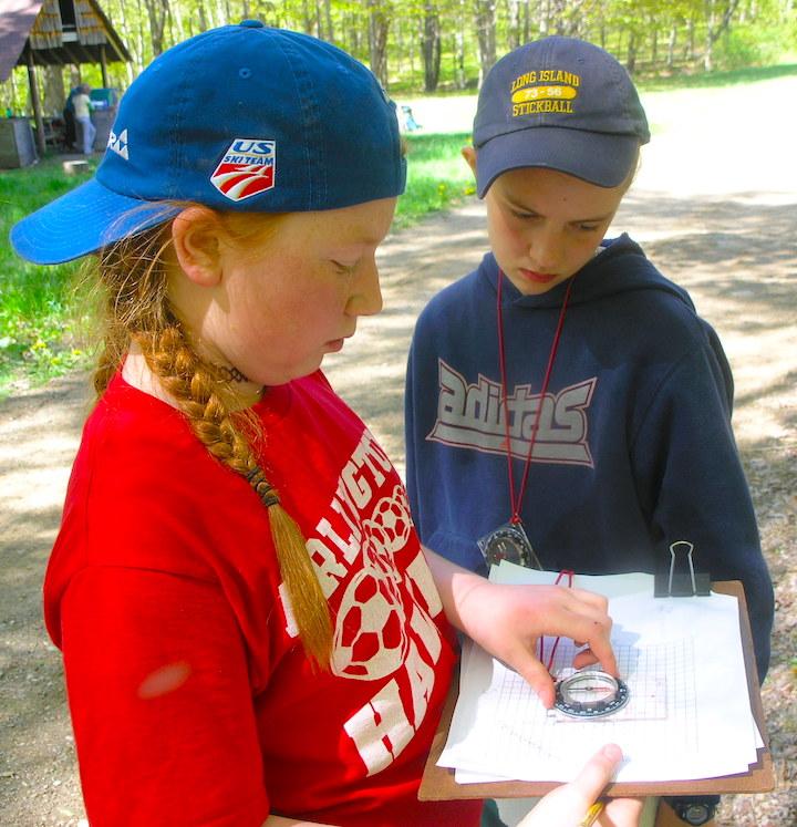 VT outdoor skills