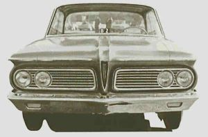 When it was still an Edsel ...