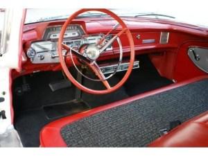 1960 Mercury Monterey dash