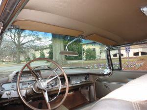 1960 Mercury Park Lane interior
