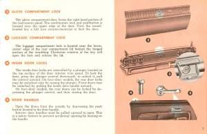 1961 Mercury Owners Manual Pg 4