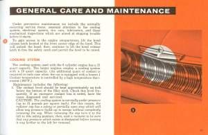 1961 Mercury Owners Manual Pg 22