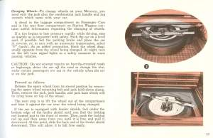 1961 Mercury Owners Manual Pg 24