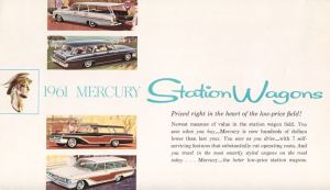 1961 Mercury Station Wagons Pg1