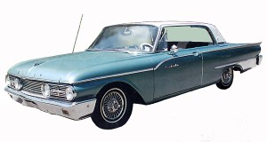 1961 Canadian Meteor Montcalm