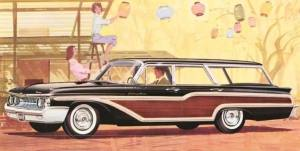 1961 Mercury Colony Park