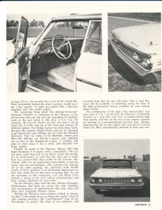 Mercury Meteor 800 Road Test Pg 3