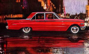 1961 Mercury – The BETTER Low-Price Cars | Mercury
