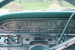 1961 Mercury dash