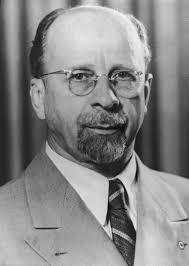 Walther Ulbricht - East German leader