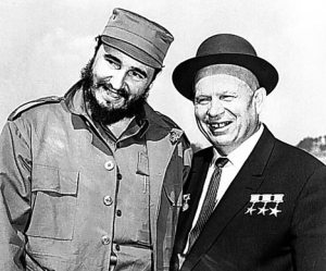 Khrushchev and Friend