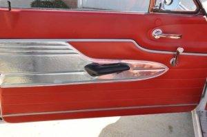 1962 Comet S-22 door panel