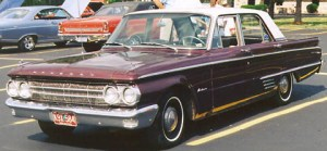 1962 Meteor
