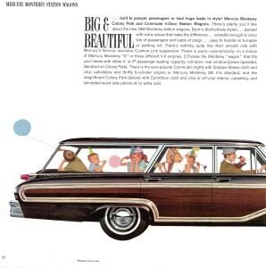 1962 Mercury Monterey 21