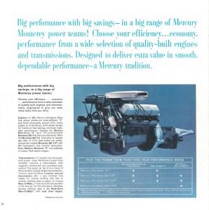 1962 Mercury Monterey 23