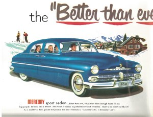 The Road Proven 1949 Mercury 06