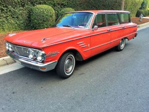 1963 Comet Custom Station Wagon