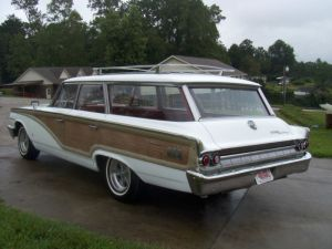 1963 Mercury Colony Park