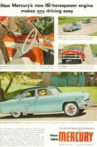 1954 Mercury Ad-09