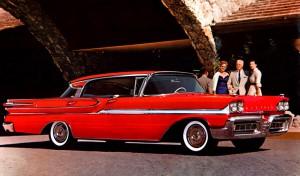1958 Mercury Ad-10