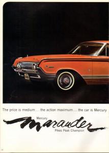 1964 Mercury 12