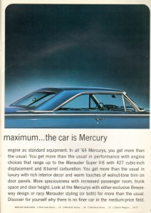 1964 Mercury 3