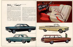 1964 Mercury and Comet-12-13