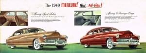 All New 1949 Mercury 2