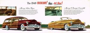 All New 1949 Mercury 3