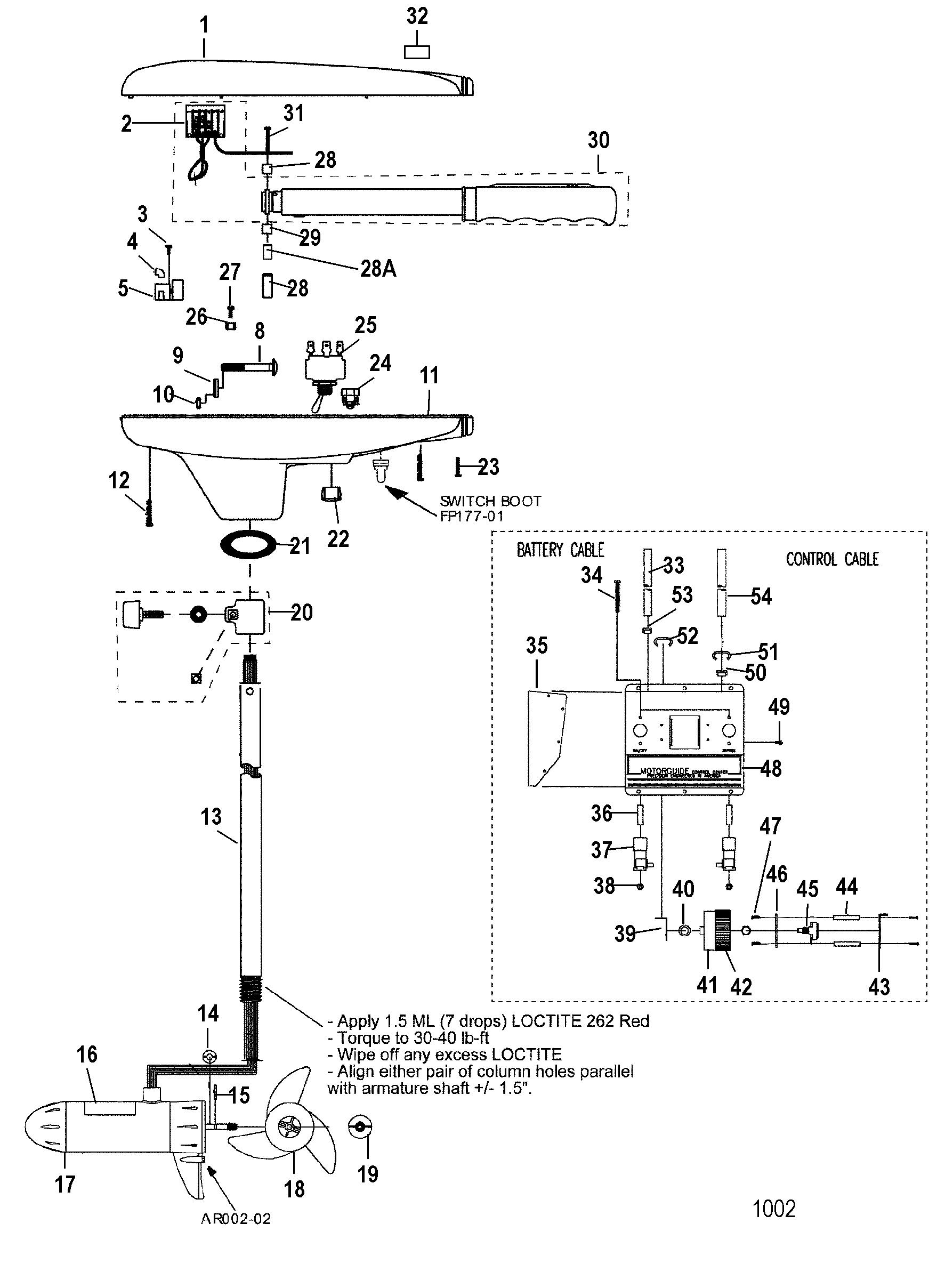 16E0 Mercury Thruster Plus Wiring Diagram | Wiring Resources