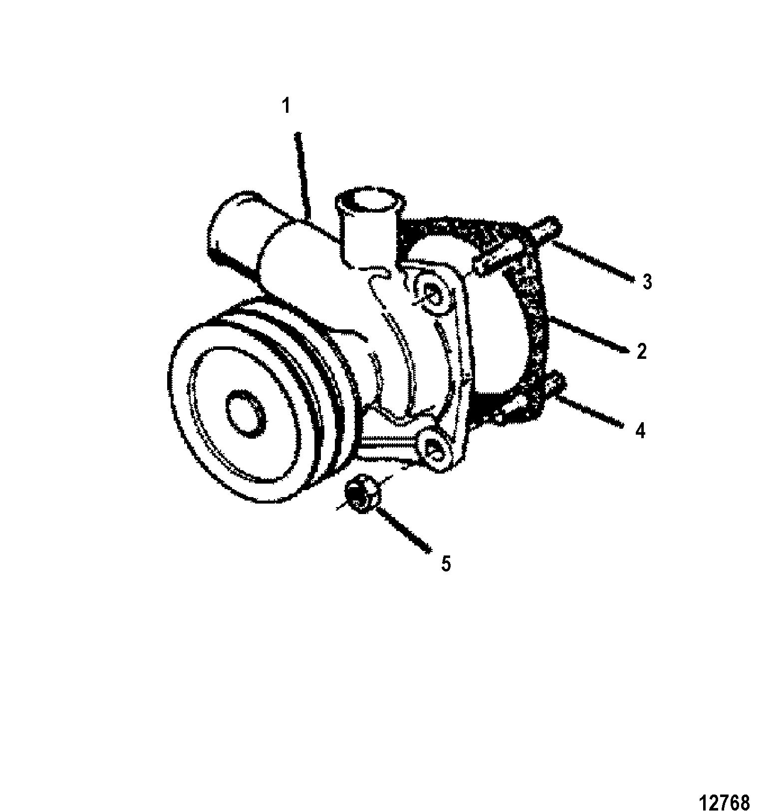 Mercruiser D4 2l 300 D Tronic