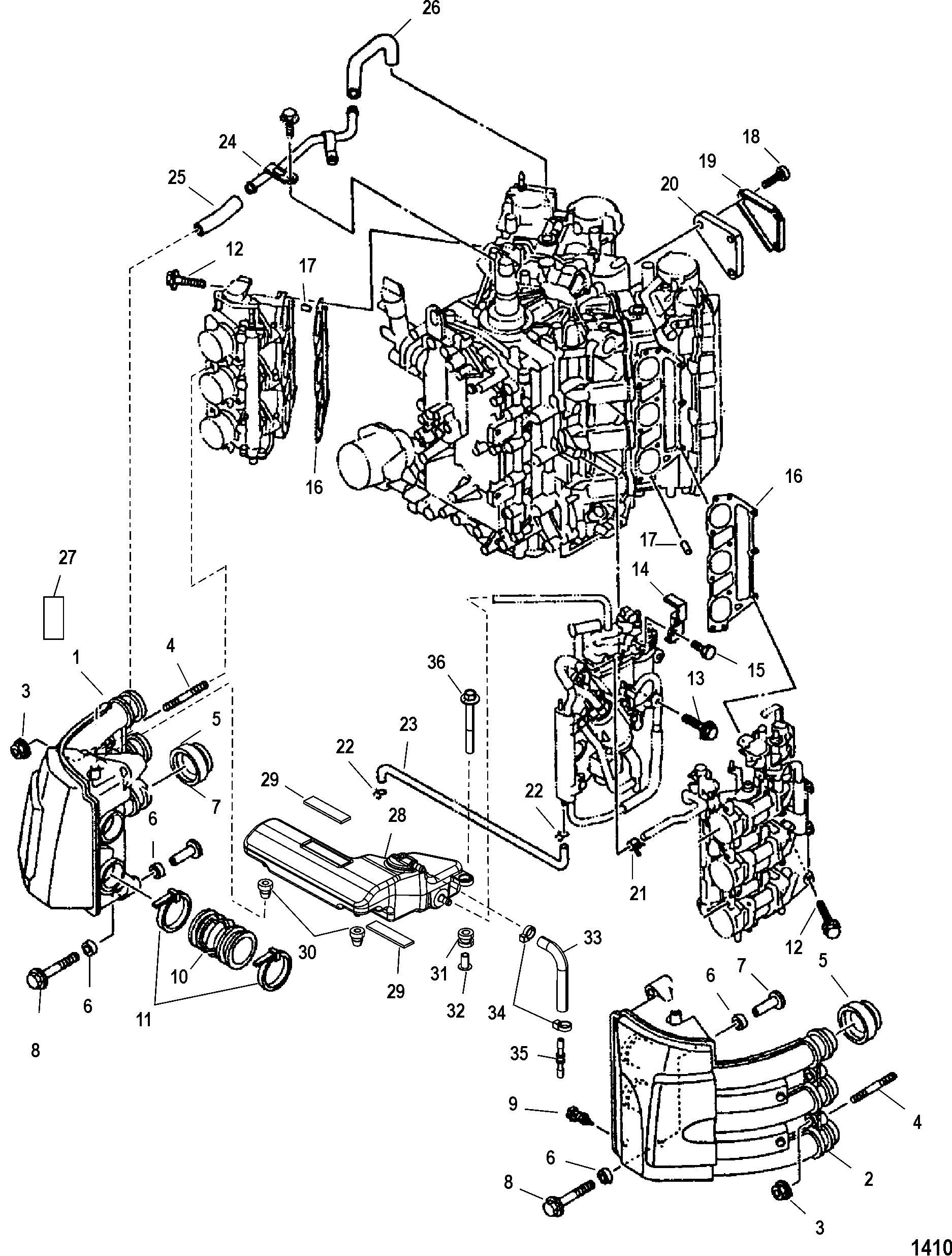 Mercury Fuel Filter Rept