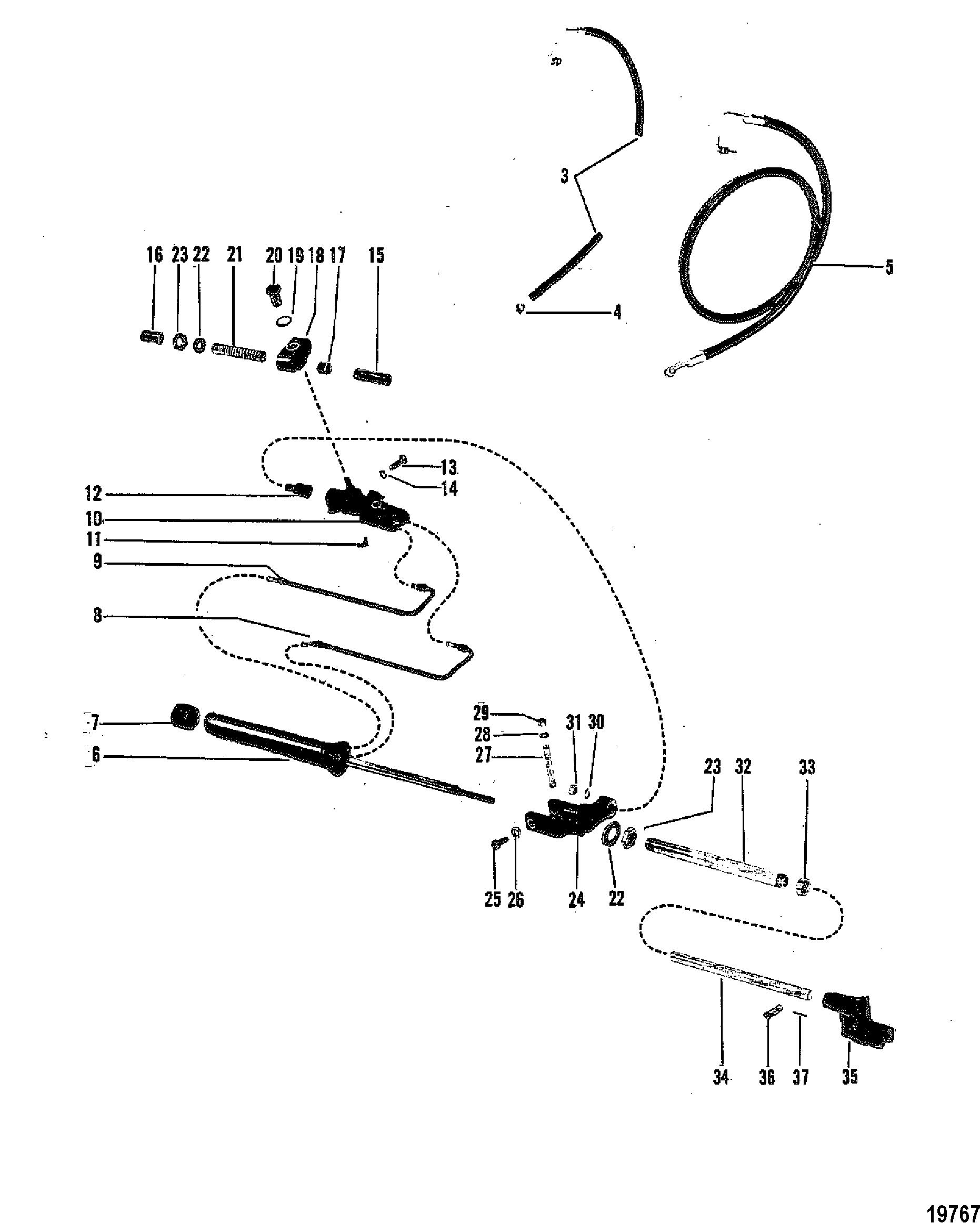 Mercruiser 440 Trs Gm 454 V 8