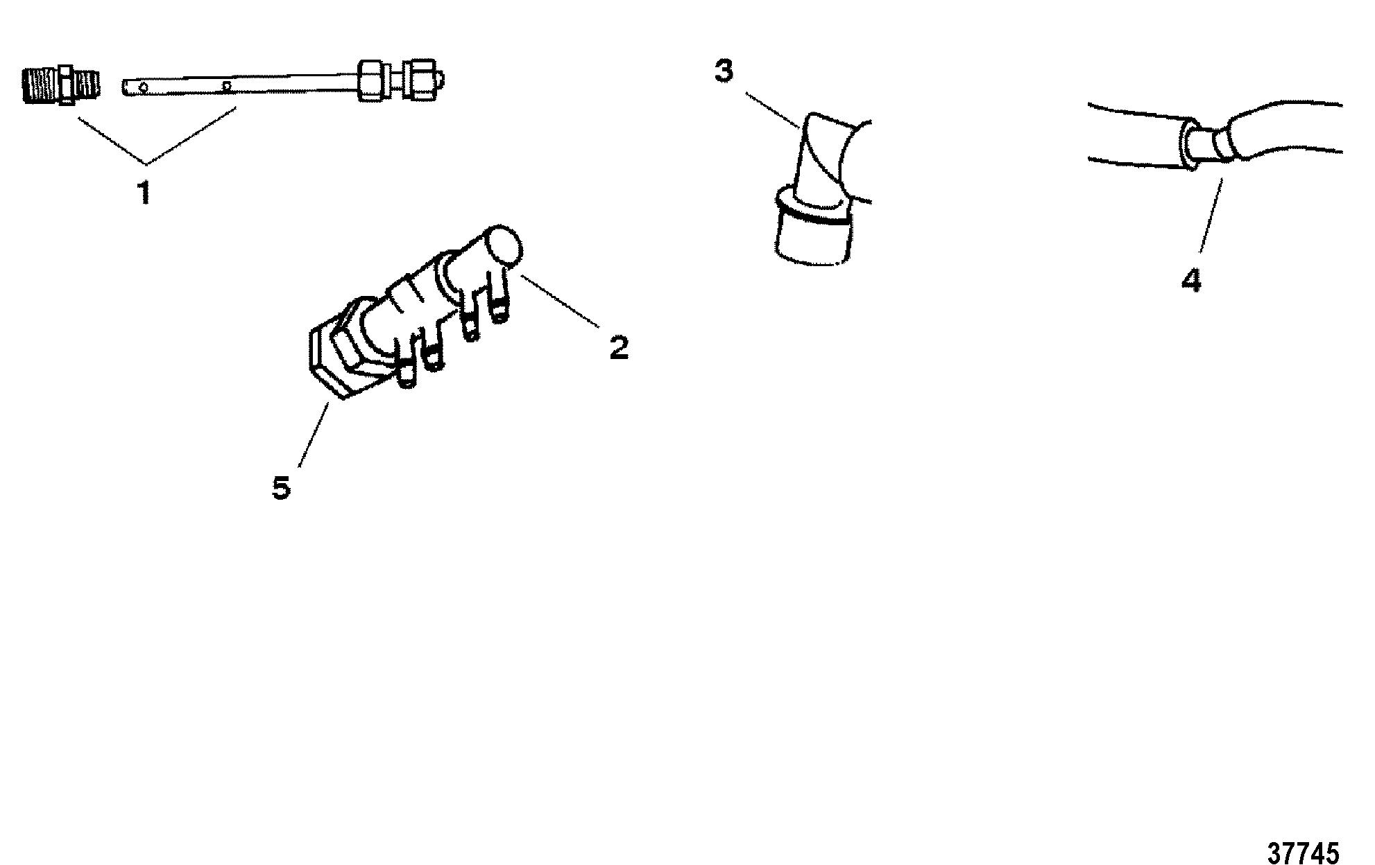 Mercruiser 5 7lx 4 Bbl Gm