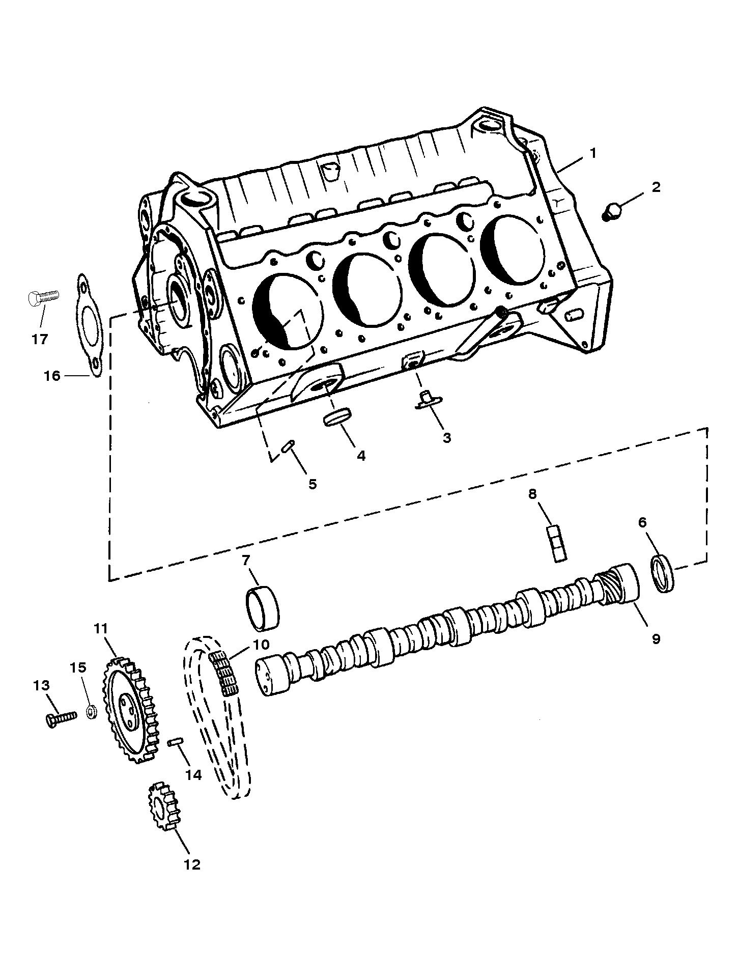 Race Sterndrive 500 Gen V Gm 502 V 8