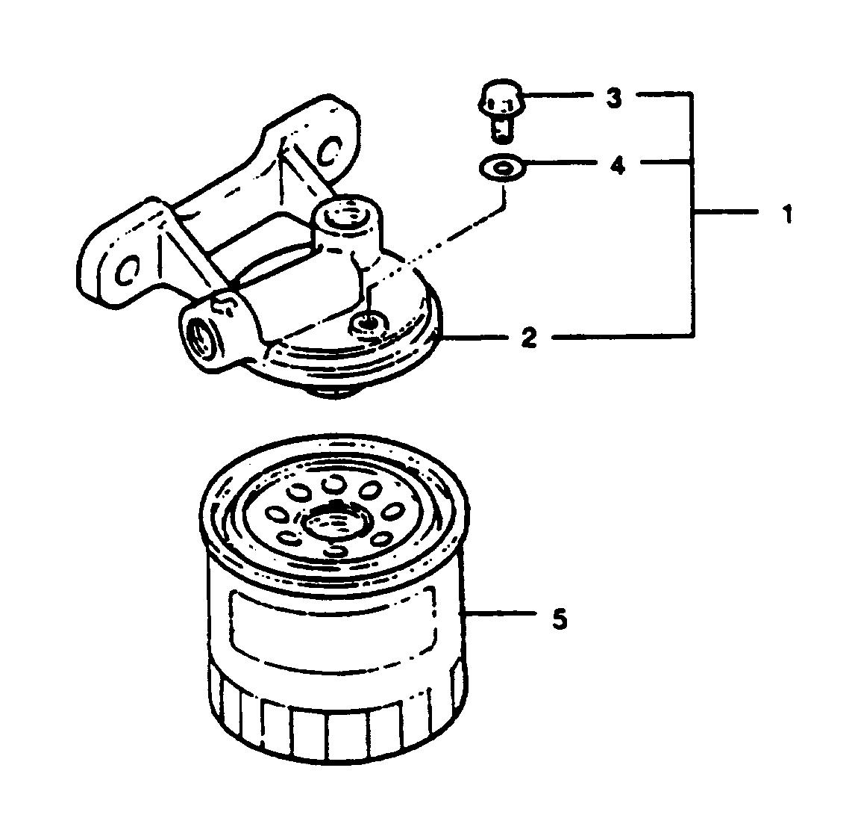 Mercruiser Wo4cta 150 Hp