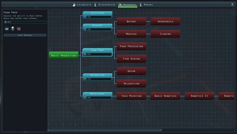 Devlog #32 :: Research Interface