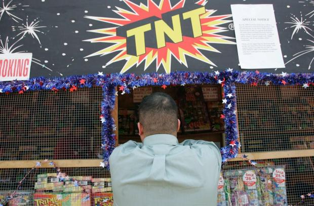 Should Bay Area crack down on fireworks, given wildfire worries?