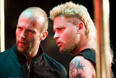 """In this 2009 publicity image released by Lions Gate Entertainment, Corey Haim, right, appears with Jason Statham in a scene from """"Crank: High Voltage."""" Haim, a 1980s teen heartthrob for his roles in """"Lucas"""" and """"The Lost Boys"""" whose career was blighted by drug abuse, died Wednesday, March 10, 2010. He was 38. (AP Photo/Lions Gate Entertainment, Justin Lubin) ** NO SALES **"""