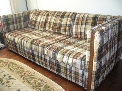 jim and libby adams of livermore are the lucky winners of bay area news group s ugly couch contest